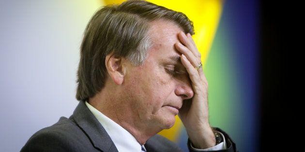 Rejeição a Bolsonaro é a mais alta entre os