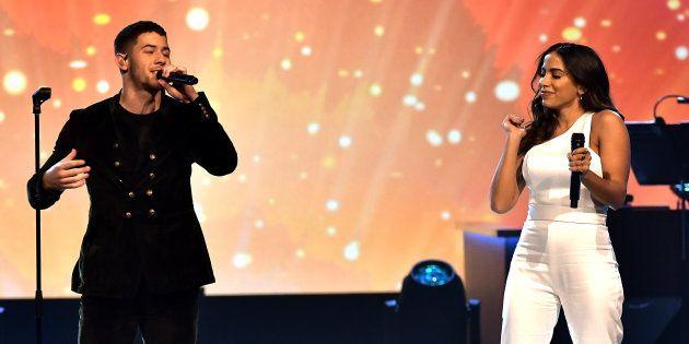 A performance rendeu muitos elogios e homenagens de fãs brasileiros nas redes
