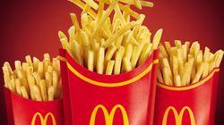 Sem limites: Após refil de batata, McDonald's volta com McFritas tamanho