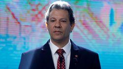 Em 7 dias, rejeição a Haddad avança de 30% para 38%. Bolsonaro é reprovado por