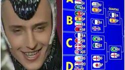 Os memes do sorteio da Copa do Mundo