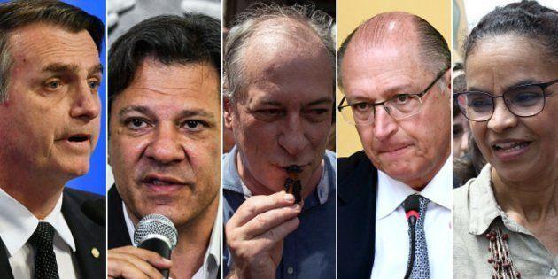 Ibope mostra 2º turno entre Jair Bolsonaro e Fernando