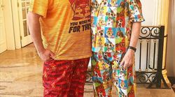 Você certamente vai querer uma festa do pijama tão legal quanto a de Silvio