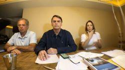 Bolsonaro diz que 'fraudes' nas urnas impediram vitória no 1°