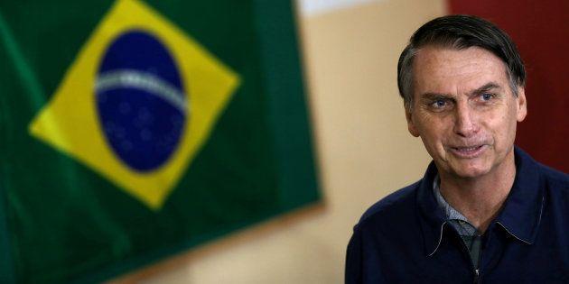Jair Bolsonaro (PSL) vai disputar segundo turno com Fernando Haddad