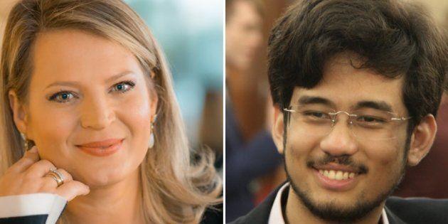 Joice Hasselmann e Kim Kataguiri foram alguns dos deputados federais mais votados de