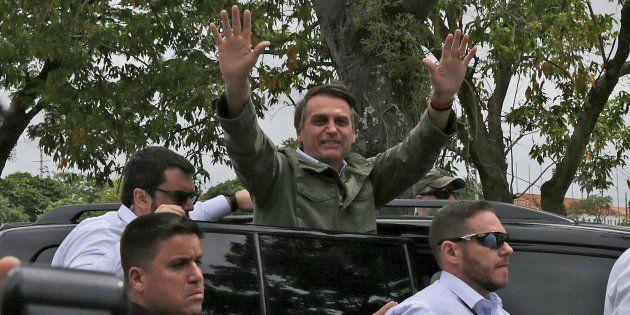 Jair Bolsonaro será presidente do Brasil para o mandato de 2019 a
