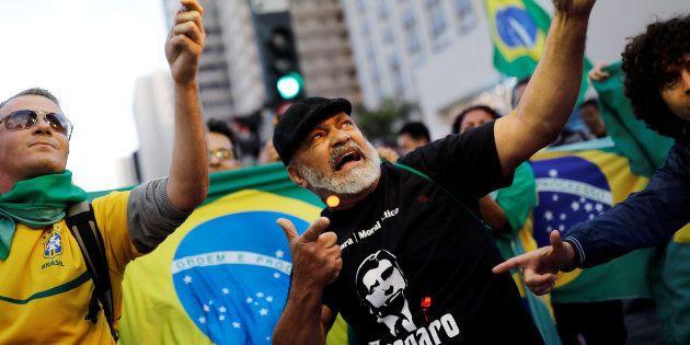 Comemoração em São Paulo aconteceu na Avenida