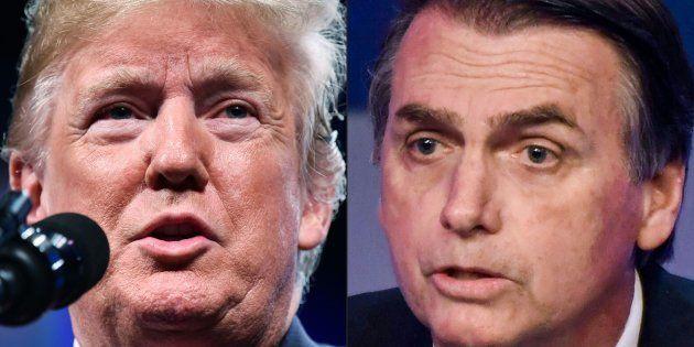 Bolsonaro teve orientações de Steve Bannon, marqueteiro de Trump, em sua
