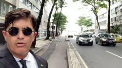 Adivinha quem se convidou para ser ministro da Saúde de Bolsonaro? Ele, o Dr.