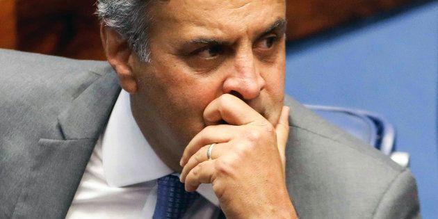 Senador Aécio Neves (PSDB-MG) é investigado na Operação Ross, que é um desdobramento da Operação Patmos,...