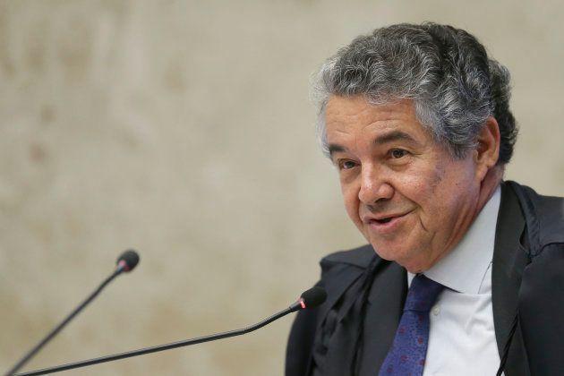 O ministro Marco Aurélio Mello, que concedeu liminar que pode beneficiar