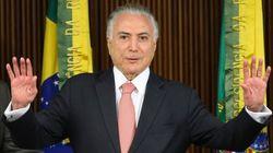 Michel Temer diz que gostaria de ter deixado Brasil 'ainda