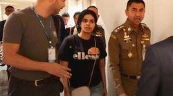 Saudi Woman Seeking Asylum Leaves Thai