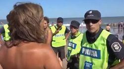 'Tetazo' em Buenos Aires: Argentinas protestam contra repressão a topless nas