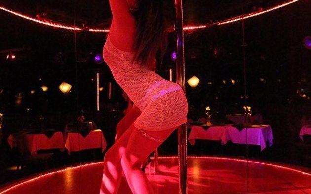 Clube de striptease nos