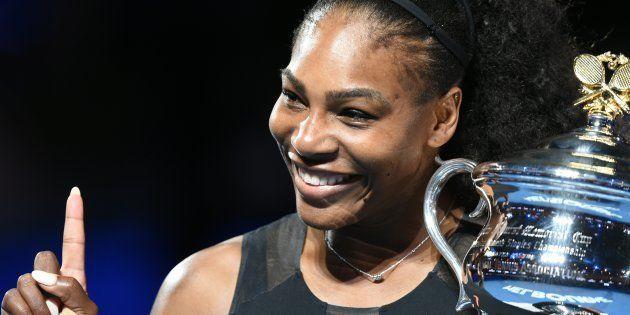 Serena Williams anuncia