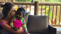 O depoimento emocionante de Giovanna Ewbank sobre o processo de adoção de