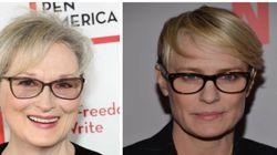 Evento com Meryl Streep e Robin Wright sobre empoderamento feminino é