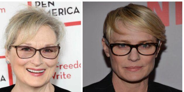 Evento com Meryl Streep e Robin Wright em São Paulo é