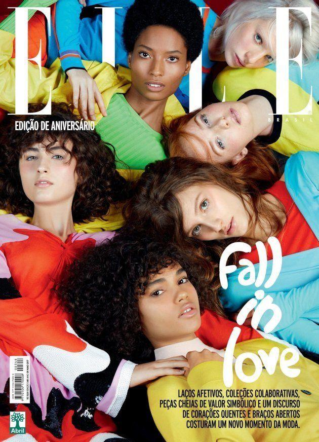 O ótimo motivo pelo qual as capas da Elle Brasil sobre diversidade estão ganhando o