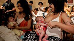 Mães não poderão ser impedidas de amamentar publicamente em qualquer instituição de ensino