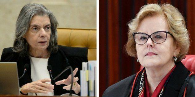 Cármen Lúcia e Rosa Weber são as únicas mulheres com cadeiras no Supremo Tribunal
