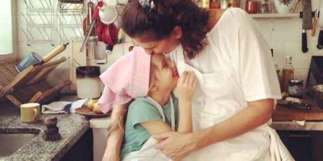 Paola Carosella sobre maternidade: 'Seja livre e não sinta