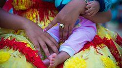 Das bonecas ao altar: Por que há tantos casamentos infantis entre os ciganos
