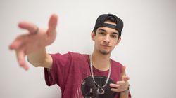 Este garoto de 15 anos fez um rap sobre violência de gênero que todos deveriam
