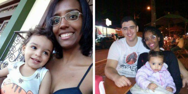 Jamille Edaes é negra e foi acusada de sequestrar a própria