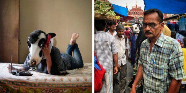 Projeto de fotógrafo indiano quer chamar atenção para os direitos das