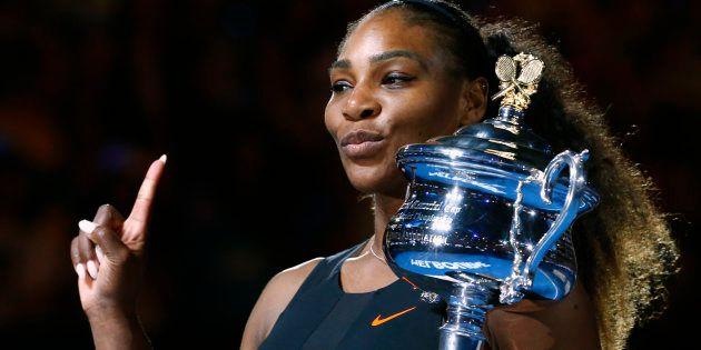 Serena e sua irmã Venus Williams, Coco Vandeweghe e Madison Keys - todas tenistas americanas - já atingiram...