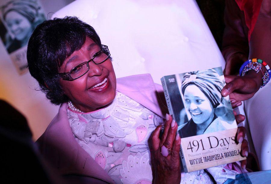 Winnie Mandela abre o jogo sobre o futuro da África do Sul, racismo e Nelson