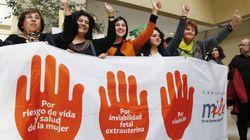 Os três casos em que o Chile decidiu descriminalizar o