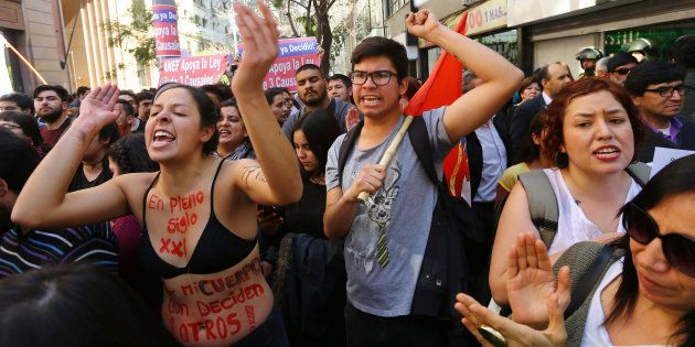 O Chile abandonou a lista dos países que punem o aborto em todas as