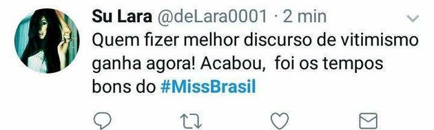 Monalysa Alcântara. A terceira Miss Brasil negra. E o velho racismo