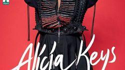 Alicia Keys está sem maquiagem, linda e poderosa em QUATRO capas da ELLE