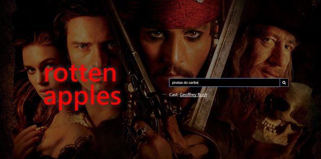 Rotten Apples revela se sua série ou filme favorito tem protagonistas envolvidos em caso de assédio