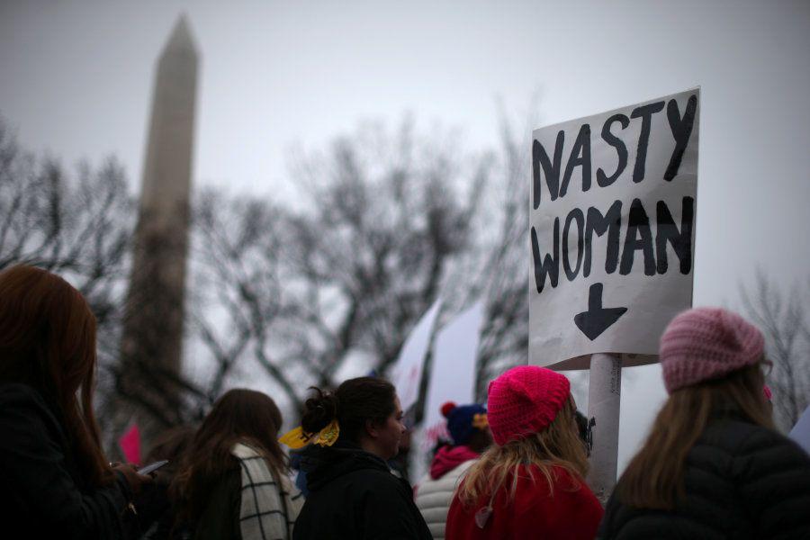 A Marcha das Mulheres contra Trump se tornou 'indispensável' nos