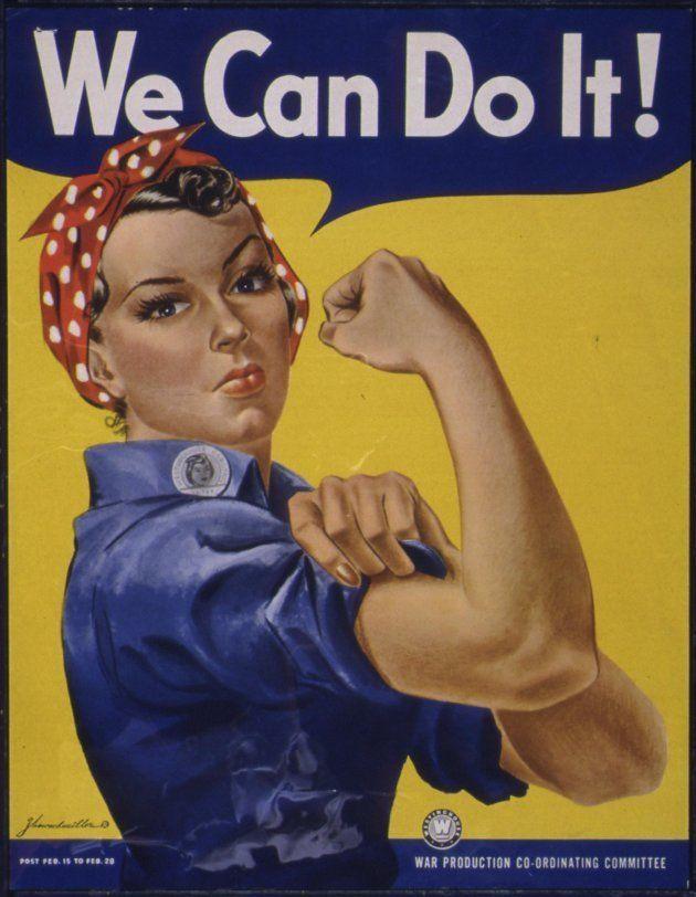 Quem foi Naomi Parker Fraley, a mulher que inspirou o cartaz feminista 'We Can Do