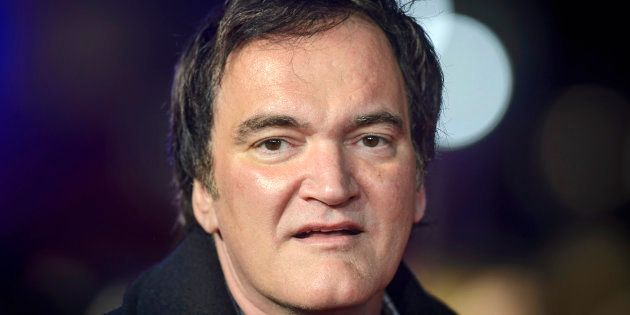 Tarantino na premiére do