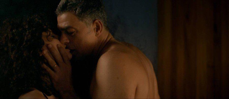 A atriz Gabriela Carneiro da Cunha, em cena de 'SobreOntem à Noite', primeiro episódio de 'Desnude',...