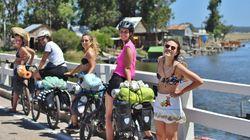 5 mulheres e 1 viagem de mais de 900km de bicicleta pelo