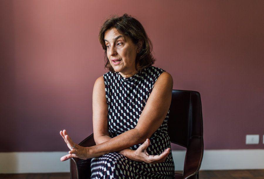 Marta Gaia conta que a escuta é uma das contribuições mais importantes da doula quando ao lado de uma...