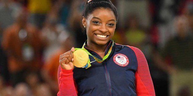 Simone Biles ganhou 10 medalhas de ouro em Mundiais e 4 na Rio