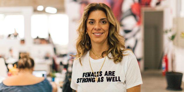 Fátima Pissarra é diretora-geral da Vevo e tem mais de 20 anos de