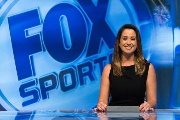 Marina Ferrari já faz parte do time Fox e apresenta vários programas