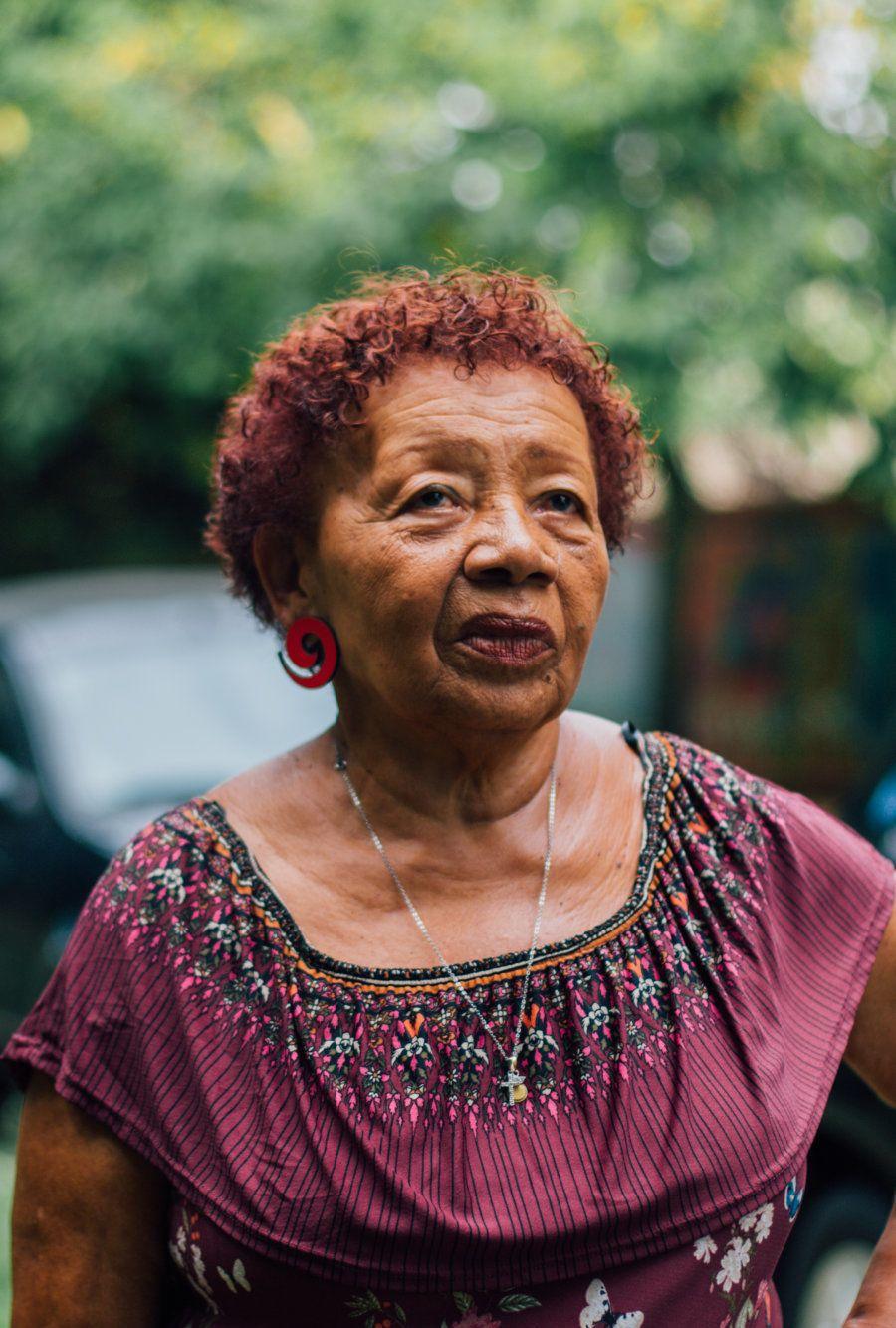 Por quase 3 décadas, Ló Souza trabalhou como inspetora de escola na zona oeste de São