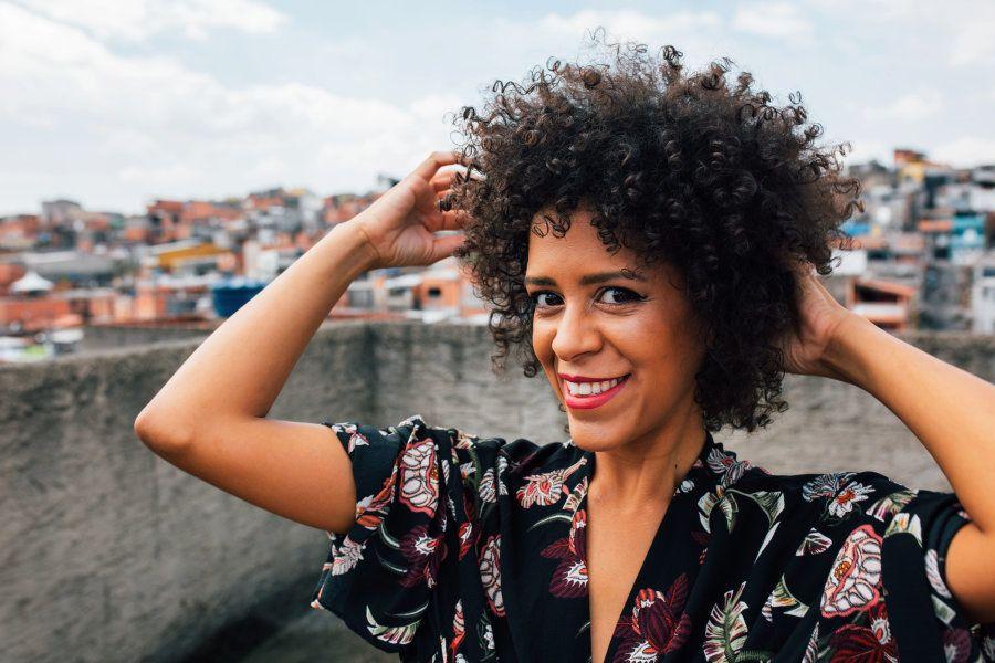 Neomisia Silvestre foi criadora da festa Hot Pente, com hip hop, grafite e minas no